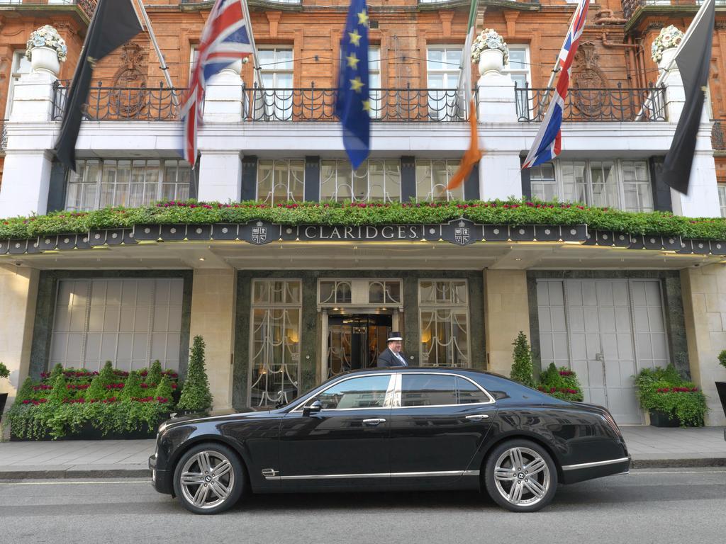Image of Claridges Hotel