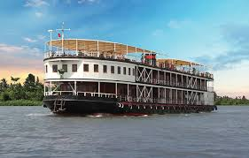 Image of Kinda Pandaw Riverboat