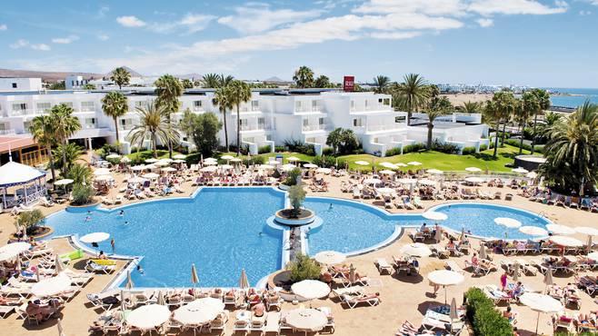 Image of ClubHotel Riu Paraiso Lanzarote Resort