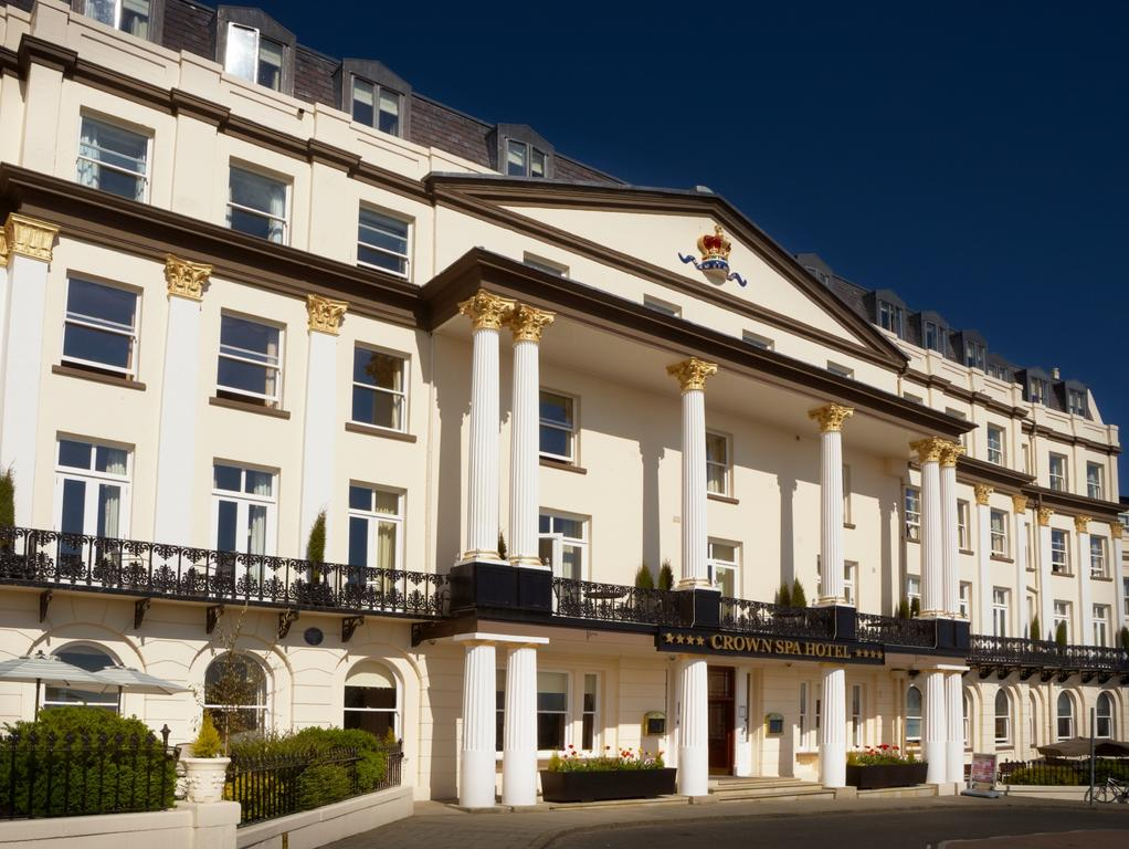 The Crown Spa Hotel Scarborough Parking