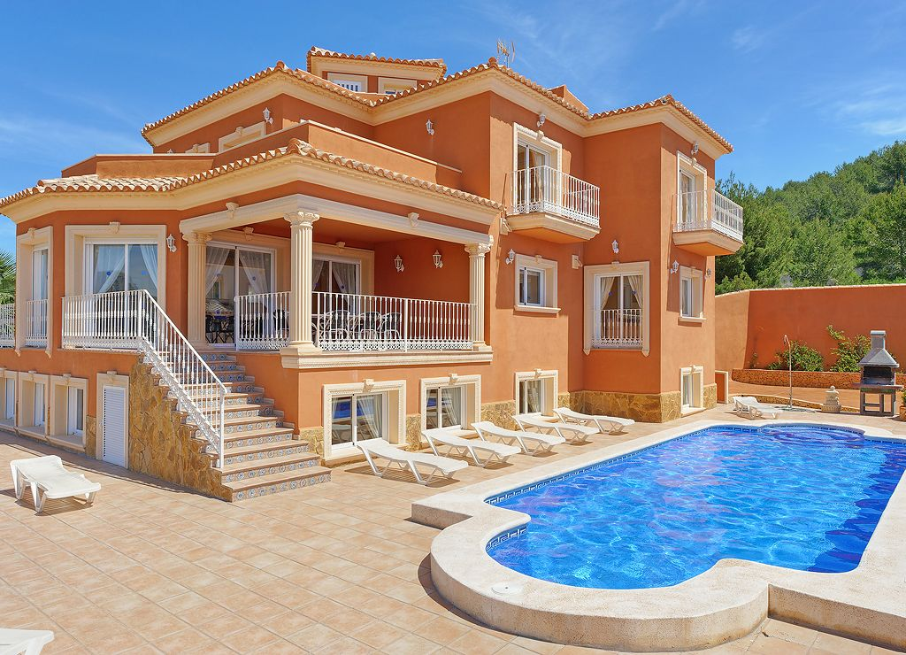 Image of Villa Cometa 20G, Calpe