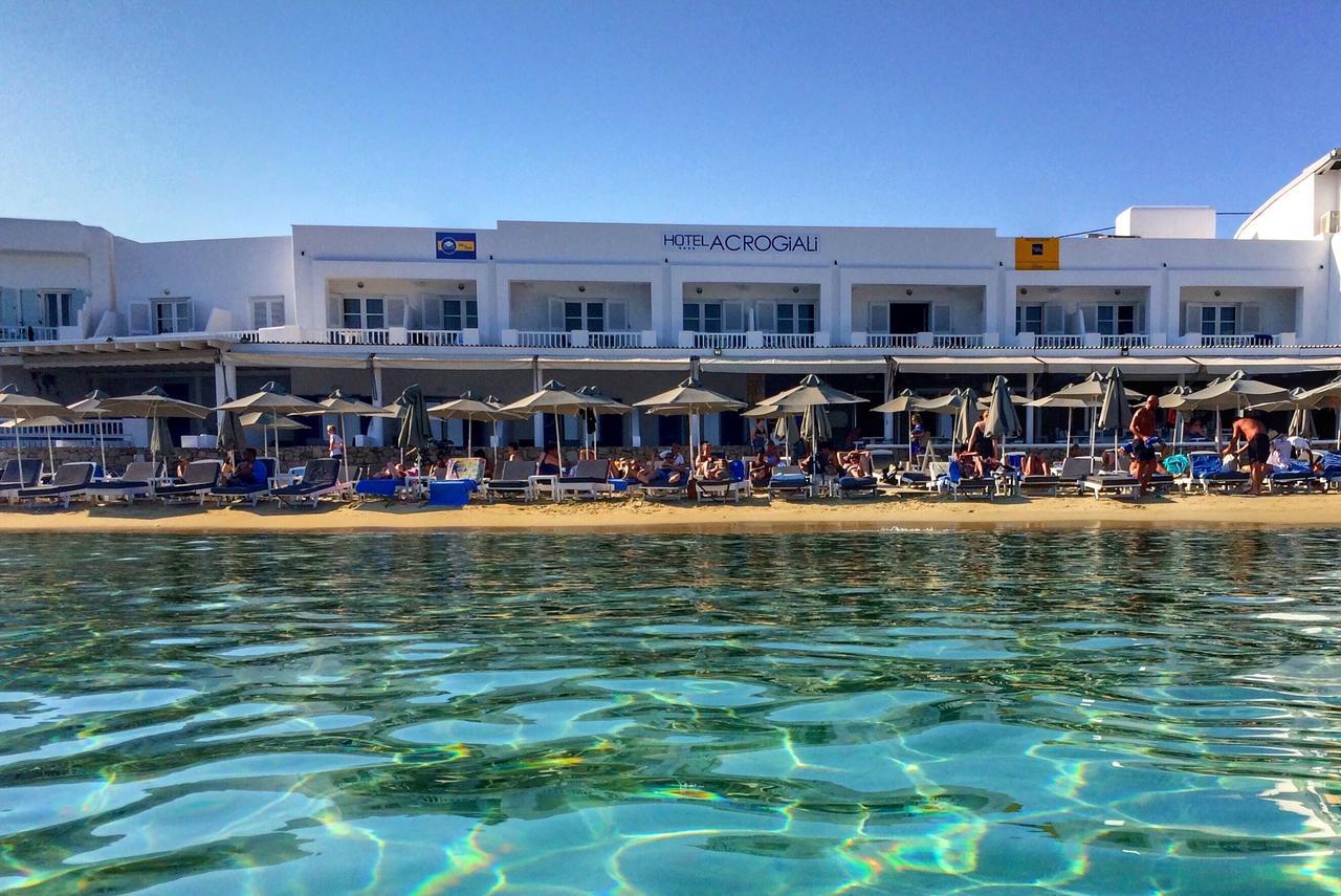 Image of Acrogiali Hotel