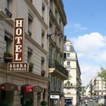 Image of Agora Saint Germain Hotel