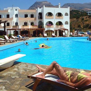 Image of Alianthos Beach Hotel