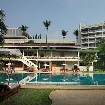 Image of Amari Rincome Hotel