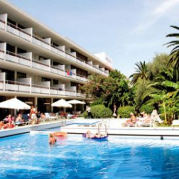 Hotel Arenal San Antonio Bay Spain