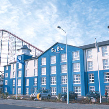 Image of Big Blue Hotel