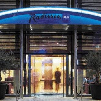 Image of Raddison Blu Hotel Paris