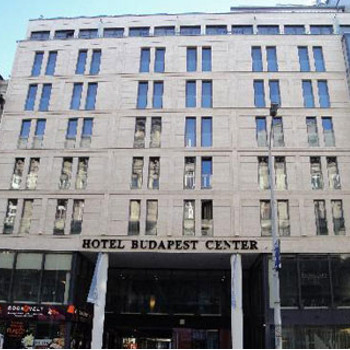 Image of Eurostars Budapest Center