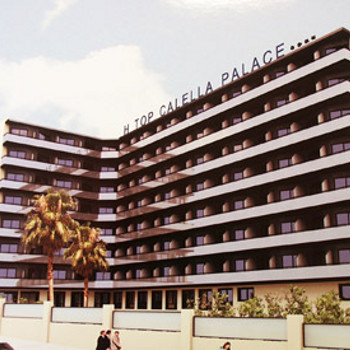 Image of Calella Palace H. Top Hotel