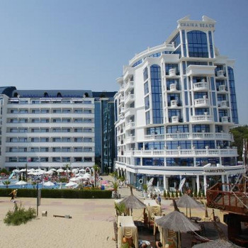 Image of Chaika Beach Hotel