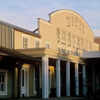 Image of Cheyenne Hotel