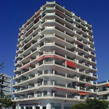 Image of Comodoro Apartments