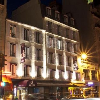 Image of Courcelles Etoile Hotel