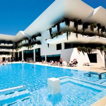 Deloix Aqua Center Hotel Holiday Reviews Benidorm Costa Blanca