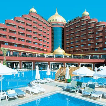 Delphin Palace Hotel Holiday Reviews Lara Beach Antalya Region