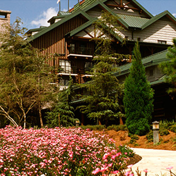 Image of Disneys Wilderness Lodge