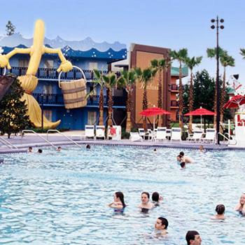 Image of Disneys All Star Movies Resort