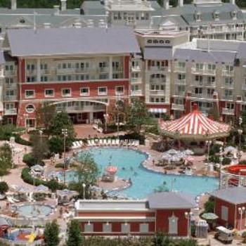 Image of Disneys Boardwalk Inn Resort
