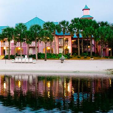 Image of Disneys Caribbean Beach Resort