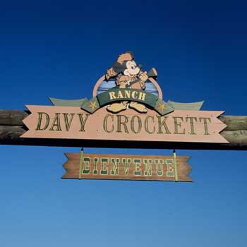 Image of Disneys Davy Crockett Ranch