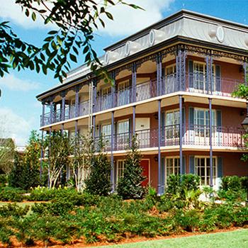 Image of Disneys Port Orleans Resort French Quarter