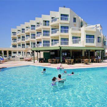 Image of Domniki Beach Hotel Apartments