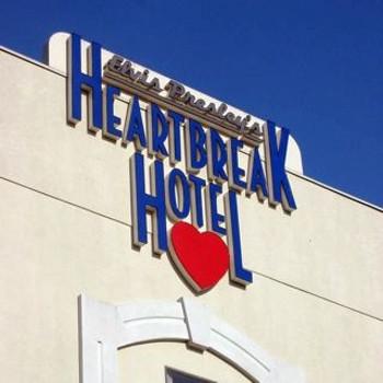 Image of Elvis Presleys Heartbreak Hotel