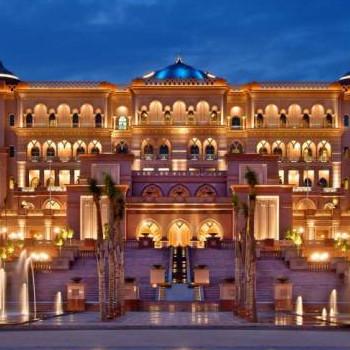 Image of Emirates Palace Hotel
