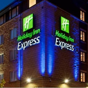 Image of Express Holiday Inn Edinburgh Hotel