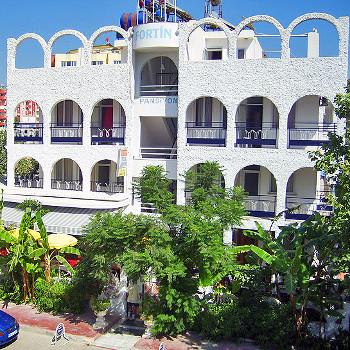 Image of Fortin Villa Hotel