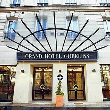 Image of Grand des Gobelins Hotel