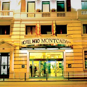 Image of H10 Montcada Hotel