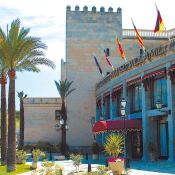 Image of Hesperia Villamil Hotel