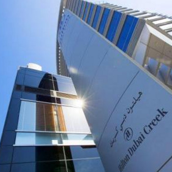 Image of Hilton Dubai Creek Hotel