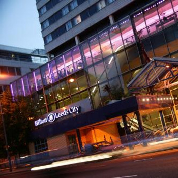 Image of Hilton Leeds City Hotel