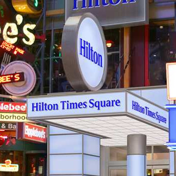 Image of Hilton Times Square Hotel