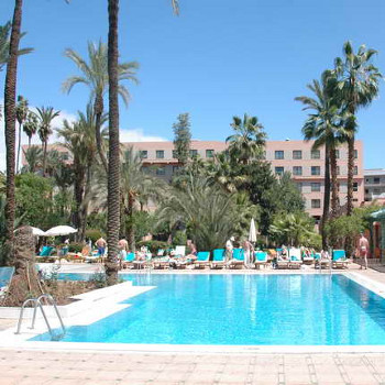 Hotel Kenzi Farah Marrakech Photos