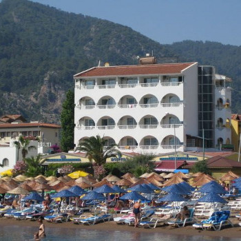 Image of Kontes Beach Hotel