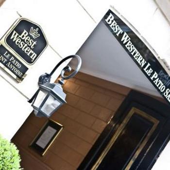 Image of Best Western Le Patio St Antoine Hotel