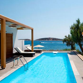 Image of Minos Beach Art Hotel