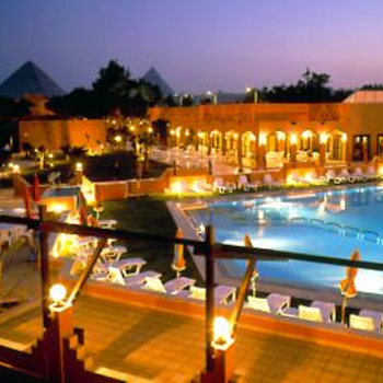 Image of Moevenpick Resort Cairo Pyramids
