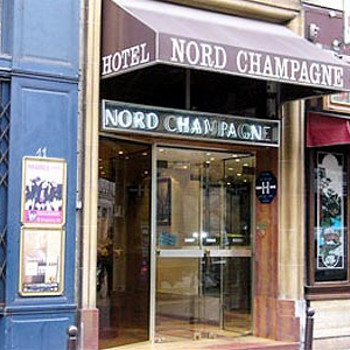 Image of Nord et Champagne Hotel
