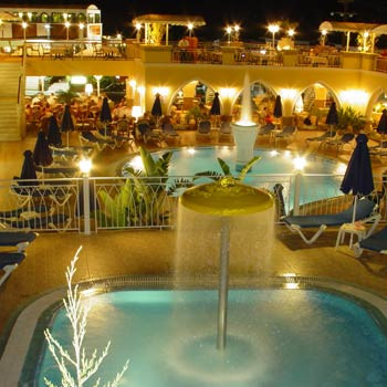 Image of Pefkos Beach Hotel