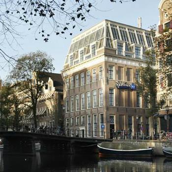 Image of Radisson Blu Amsterdam Hotel
