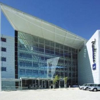 Image of Radisson Blu London Stansted Airport Hotel