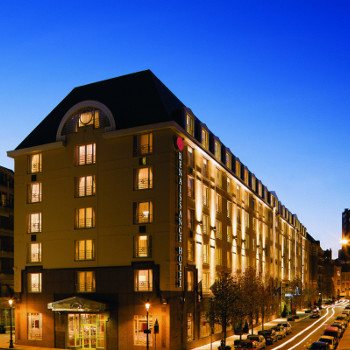 Image of Renaissance Brussels Hotel