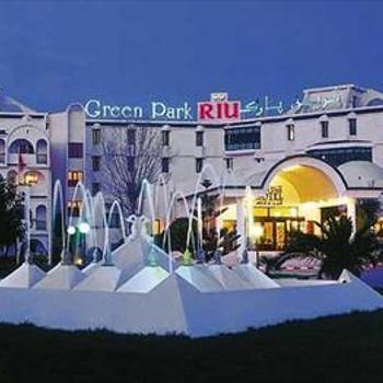 Image of Riu Green Park Hotel
