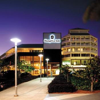 Image of Shangri la Hotel
