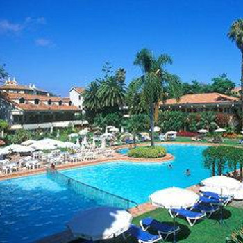 Sol parque san antonio hotel holiday reviews puerto de la cruz tenerife canary islands spain - Sol parque san antonio puerto de la cruz ...